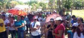 Varias comunidades de dajabón protestan contra deficiencias en servicios de agua y energía